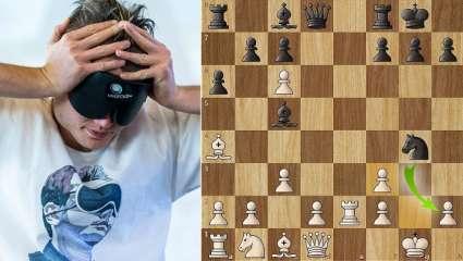 Το ματς της δεκαετίας στο Σκάκι: Ο «Τυφλός Βασιλιάς» που έπαιξε ταυτόχρονα με 48 αντιπάλους