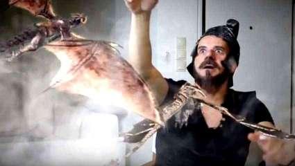 Mhtsi-ντοκουμέντο: Η πρώτη σκηνή του Μουζουράκη στο Game of Thrones (Vid)