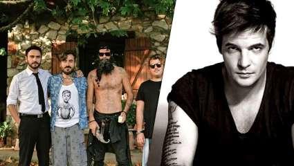 «The Bachelor 2»: Γιώργος Μαυρίδης, Νίνο και Τόνι Σφήνος σε ρόλους – έκπληξη (Pic)