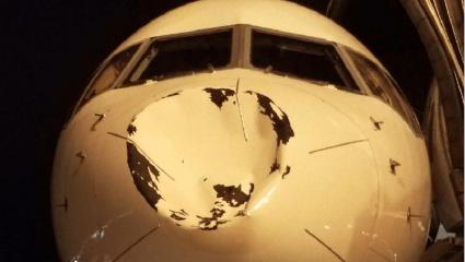 Οι 3 επικρατέστερες θεωρίες: Τι χτύπησε το αεροπλάνο της Οκλαχόμα στα 30.000 πόδια