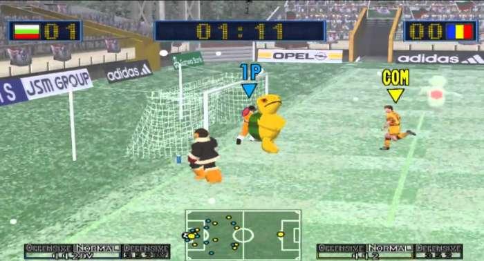 Γιατί το Virtua Striker είναι ό,τι καλύτερο έχει υπάρξει ποτέ σε ηλεκτρονικό ποδοσφαιράκι