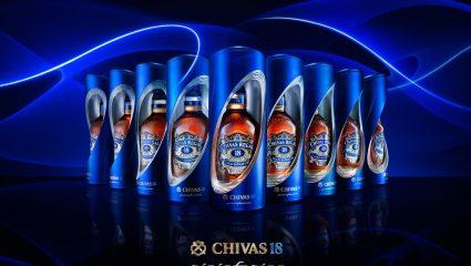Chivas Regal 18: Μια φιάλη- υψηλό δείγμα της premium απόλαυσης