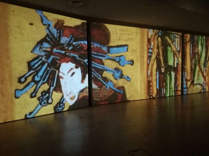 Van Gogh Alive: Το μελλοντικό παρόν της τέχνης και ο Guenassia
