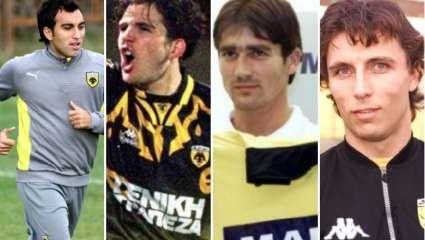 11 παίκτες-φαντάσματα της ΑΕΚ