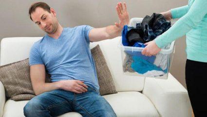 Οι δουλειές του σπιτιού που μισεί κάθε άνδρας