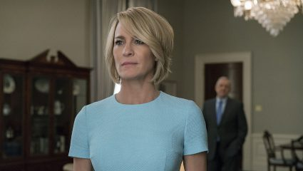 House of Cards: Η Claire απόλυτη πρωταγωνίστρια στον 6ο κύκλο