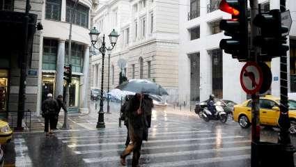 Αλλαγή σκηνικού στον καιρό: Πού θα σημειωθούν έντονα φαινόμενα τις επόμενες ώρες