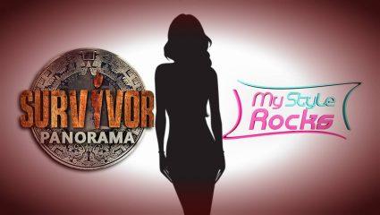 Από το «My Style Rocks» στο Survivor Πανόραμα – Αυτό το κορίτσι αντικαθιστά τη Μελέτη!