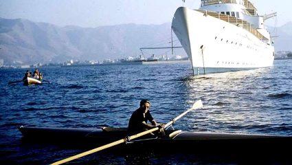 12 σπάνιες φωτογραφίες από το «πλωτό ανάκτορο» του Αριστοτέλη Ωνάση