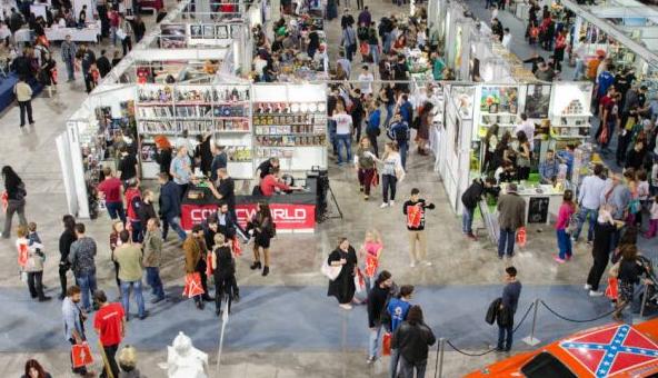 5 καλοί λόγοι για να πάτε φέτος στο AthensCon