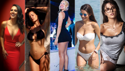 10 γυναίκες – «φωτιά»: Ψήφισε την πιο σέξι Ελληνίδα για το 2017! (Poll)