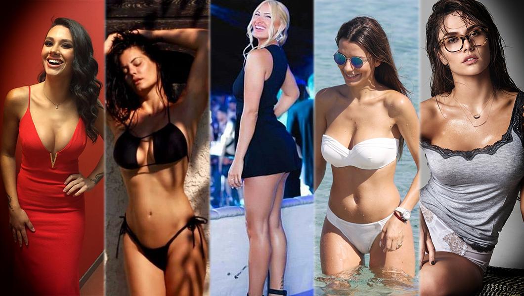 10 γυναίκες - «φωτιά»: Ψήφισε την πιο σέξι Ελληνίδα για το 2017! (Poll)