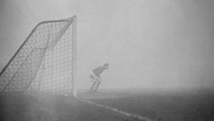 Το ματς που παίχτηκε στην ομίχλη και εκεί μέσα έγιναν ΟΡΓΙΑ!
