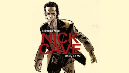 Mercy on Me: Το «δολοφονικό» graphic novel με πρωταγωνιστή τον Nick Cave
