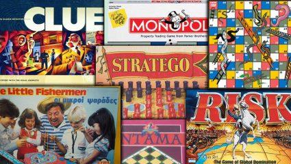 Κουίζ – κρεμάλα: Μπορείς να αναγνωρίσεις 10 παλιά επιτραπέζια μόνο από το κουτί τους;