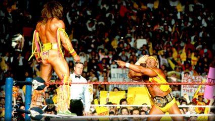 Hulk Hogan vs Ultimate Warrior: Η μάχη που χώρισε την καρδιά μας στα δύο
