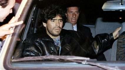 «Σε αυτόν δεν λες ποτέ όχι Ντιέγκο»: Η μέρα που ο Μαραντόνα μπήκε στην πιο διαβόητη φυλακή του κόσμου