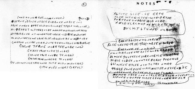 Υπόθεση Μακ Κόρμικ: Το μυστηριώδες πτώμα, το μυστικό σημείωμα και ο άγνωστος δολοφόνος