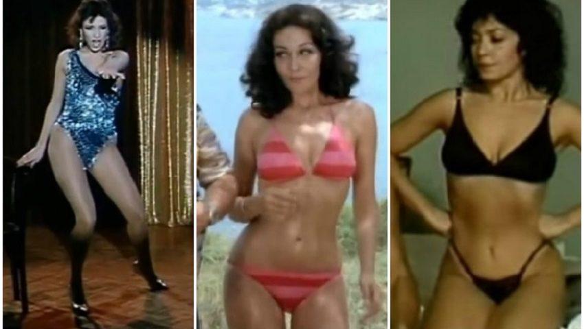 7 καυτές σκηνές με γυναικάρες της βιντεοκασέτας!