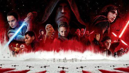 Είδα για πρώτη φορά στη ζωή μου Star Wars με το Last Jedi