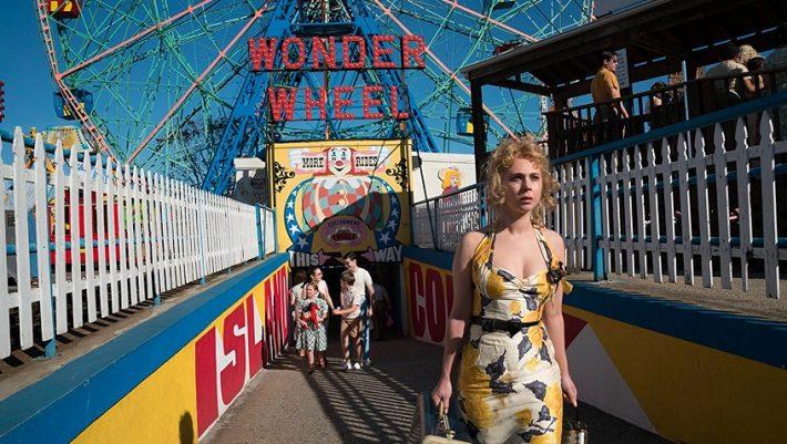 Wonder Wheel: Ο «διάλογος» του Γούντι Άλεν και του Φιόντορ Ντοστογέφσκι συνεχίζεται