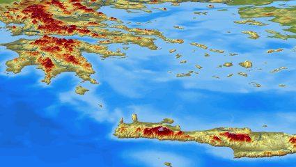 Το πιο δύσκολο κουίζ γεωγραφίας: Μπορείς να βρεις ποιοι νομοί της Ελλάδας λείπουν από το χάρτη;
