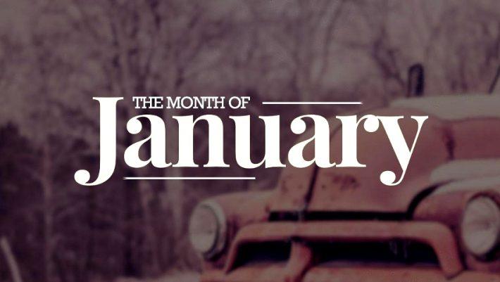 10 μεγάλες αλήθειες για τον Ιανουάριο