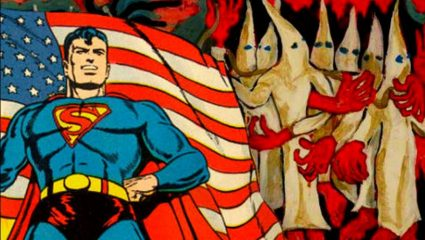 Superman VS Κου Κλουξ Κλαν: Όταν ο υπεράνθρωπος ξεμπρόστιασε τους μισάνθρωπους