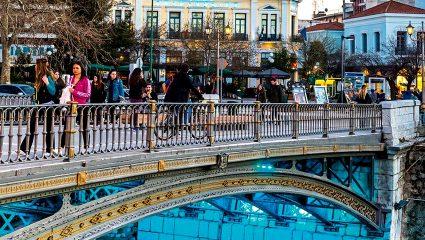100 χρόνια μπροστά απ' την Αθήνα: 4 πράγματα που μόνο στα Τρίκαλα θα βρεις