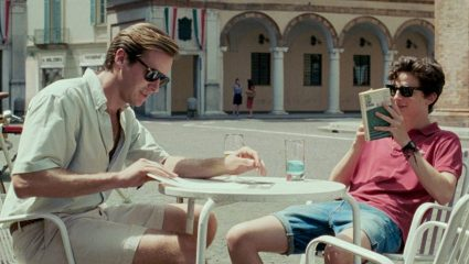 Call Me By Your Name: Ένα θαύμα του «ιταλογαλλικού σινεμά»