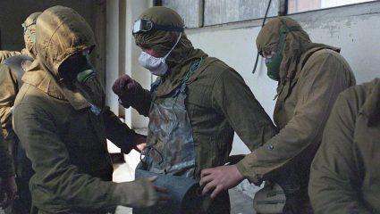 Η άγνωστη θυσία των τριών ηρώων του Τσέρνομπιλ