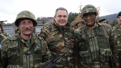 Αυτά είναι τα μυστικά όπλα του ελληνικού στρατού ενάντια στον Ερντογάν