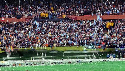 Η μυστική συμφωνία της ντροπής: Το πιο σικέ ματς στην ιστορία του ποδοσφαίρου (Pics)