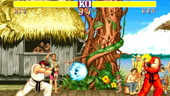 «Αγιούκεν»: Γιατί το Street Fighter II είναι το κορυφαίο fighting game όλων των εποχών