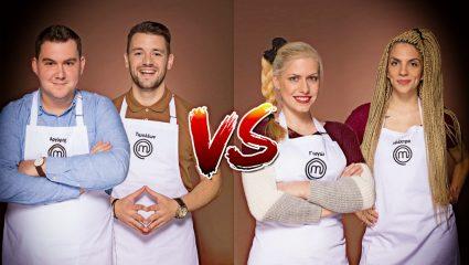 MasterChef: Τι πιάτα θα δούμε στον τελικό αν φτάσουν Ηλέκτρα και Γωγώ (Pics)