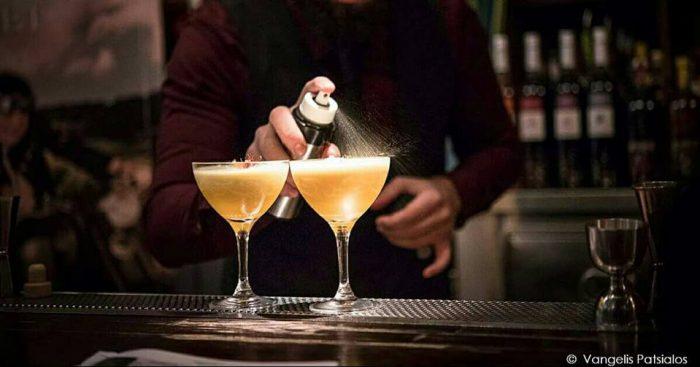 Ξαφνικά η Αθήνα έγινε Μέκκα των cocktails: Τα μαγαζιά που το αποδεικνύουν