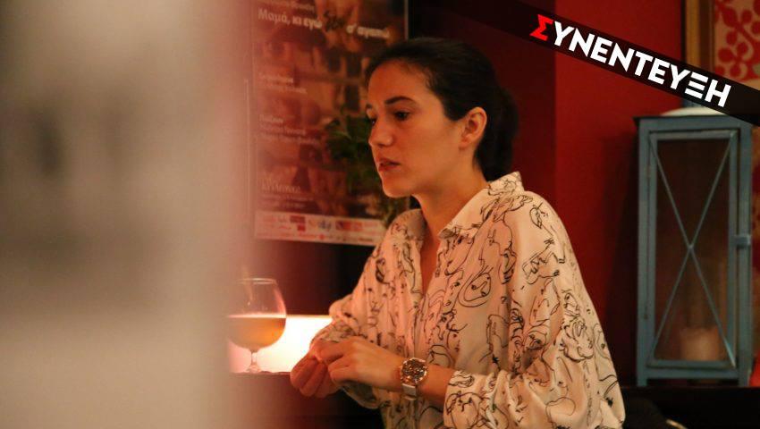 Η Ελένη Βαΐτσου είναι μια σπάνια «σύμπτωση» ατόμου και ηθοποιού