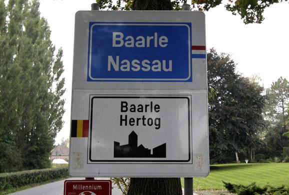 «Νo man's land»: Η πόλη που αν ξαπλώσεις βρίσκεσαι ταυτόχρονα σε δύο χώρες!