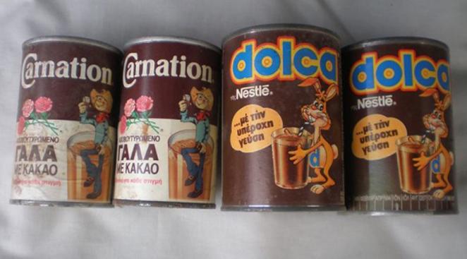 Nesquik, Carnation κι ακόμα 3: Τα «απόλυτα» σοκολατούχα της παιδικής μας ηλικίας (Vids)