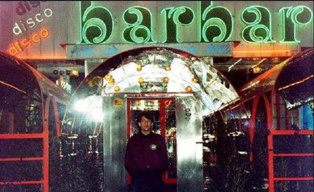Ο θρύλος της Συγγρού: Ο λόγος που όλοι οι άντρες ήθελαν να μπουν στην Μπαρμπαρέλα