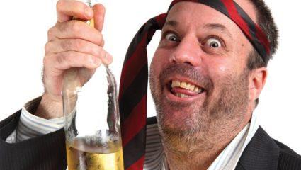 5 ντροπιαστικές καταστάσεις μετά από μεθύσι