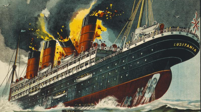 Lusitania: Η ένοχη σιωπή του Τσόρτσιλ στη ναυτική τραγωδία που έκρινε τον Ά Παγκόσμιο Πόλεμο