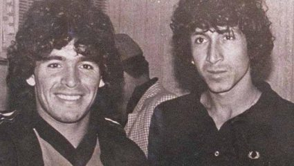 «Μάχικο» Γκονζάλες: Ο μοναδικός παίκτης που ζήλεψε ο Ντιέγκο Μαραντόνα