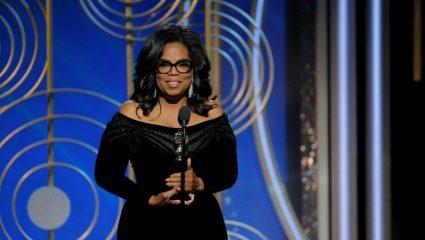 Oprah Winfrey: Από κορυφαία παρουσιάστρια γίνεται το σύμβολο των ΗΠΑ