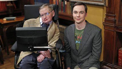 Sheldon o Stephen δε θα σε ξαναφωνάξει στο γραφείο του