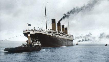 106 χρόνια στον βυθό του Ατλαντικού – Έτσι είναι σήμερα ο θρυλικός «Τιτανικός» (Pics & Vids)
