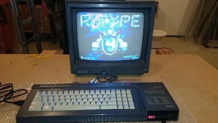 Amstrad 6128: Έρωτας με την πρώτη ματιά!