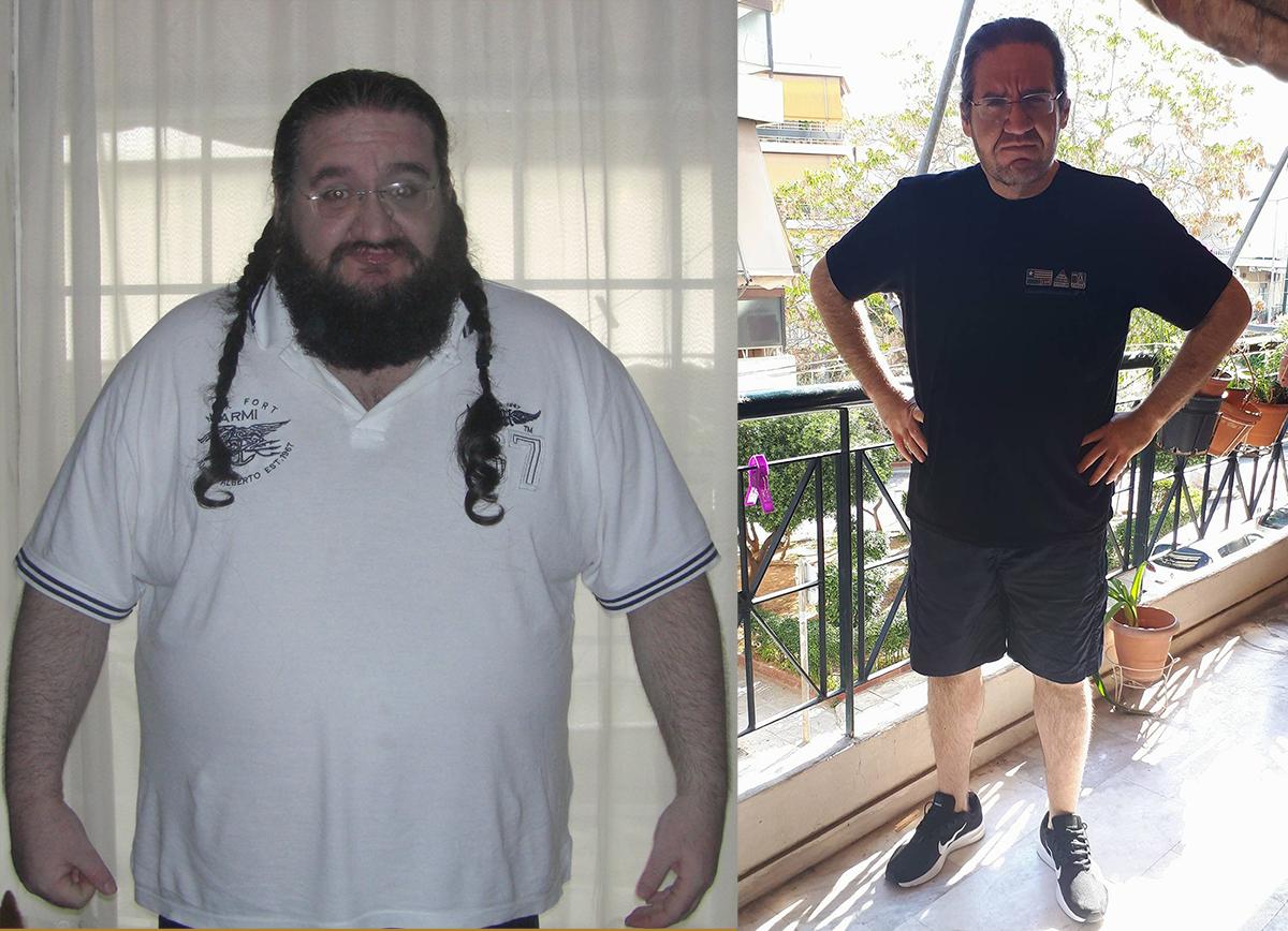 Πώς έχασα 75 κιλά σε 9 μήνες: Η δίαιτα που ΔΕΝ πρέπει ποτέ να κάνεις