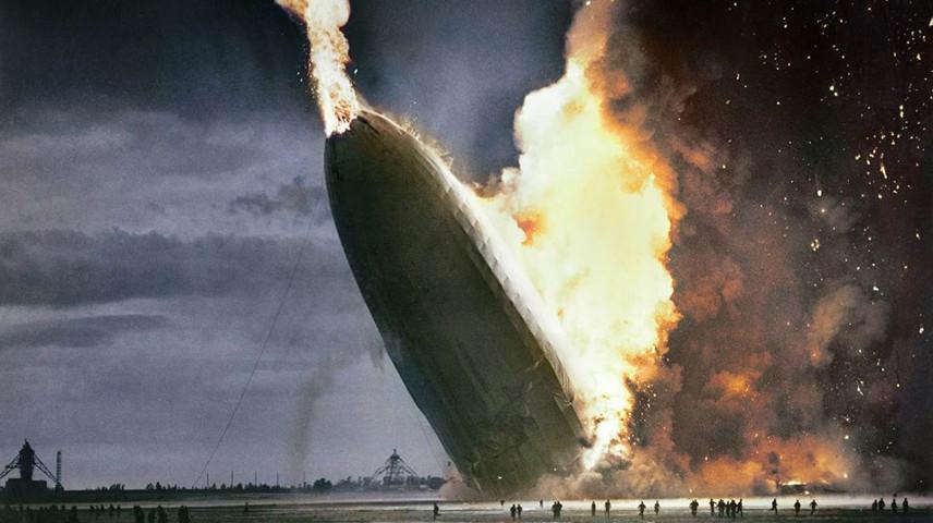 Η καταστροφή του Hindenburg: Η στιγμή που «καθιέρωσε» τα αεροπλάνα
