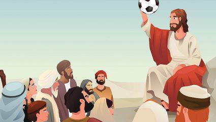 Παραδεισένια ενδεκάδα για αγγελικό ποδόσφαιρο